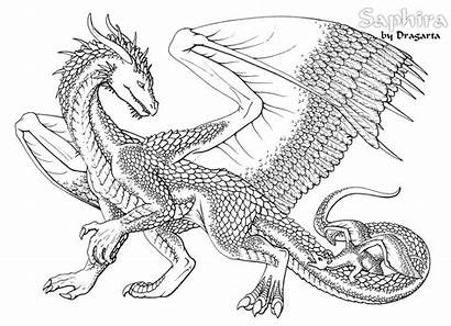 Dragon Coloring Pages Boat