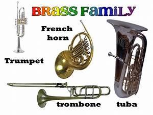 brass family | Music Classroom - Instruments | Pinterest