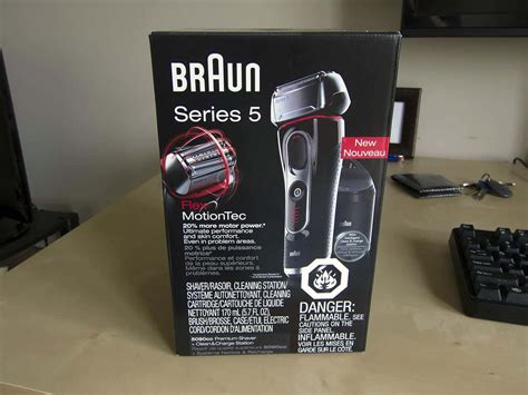braun series electric shaver review unfinished man