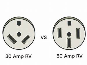 Wiring Diagram For 30 Amp Rv Receptacle