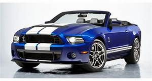 2012 Ford Mustang Shelby GT500 Convertible Full Specs, Features and Price | CarBuzz
