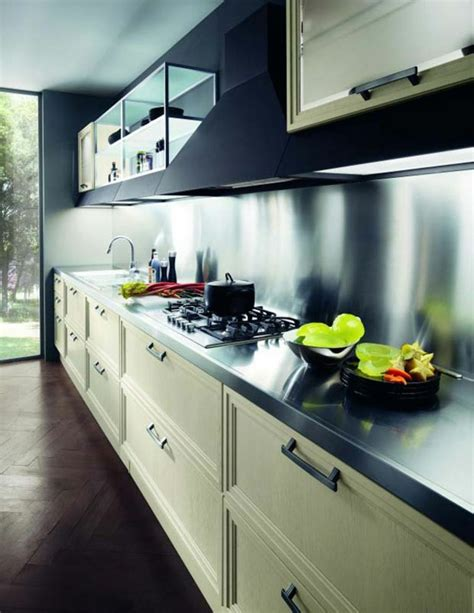 credence cuisine moderne crédence cuisine moderne zoom sur 34 options remarquables