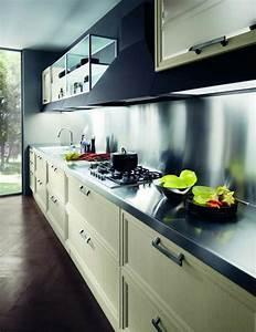 Credence Cuisine Moderne : cr dence cuisine moderne zoom sur 34 options remarquables ~ Dallasstarsshop.com Idées de Décoration