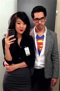Clark & Lois | halloween | Pinterest | Lois lane costume ...