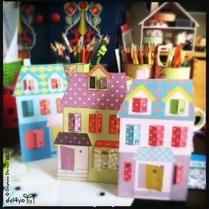 Calendrier De L Avent Maison : diy le plus beau des calendriers de l 39 avent calendrier de l 39 avent maisons en papier et bricolage ~ Preciouscoupons.com Idées de Décoration