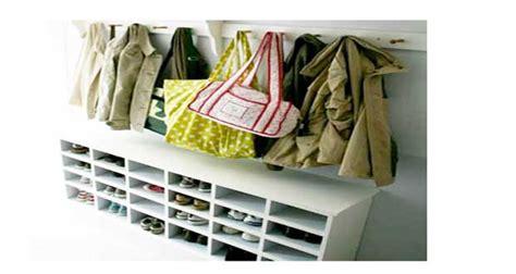 astuce de decoration maison astuce d 233 co brico pour organiser le rangement des chaussures