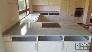 Granit Arbeitsplatte Reinigen : welches material ist f r die k chenrbeitsplatte geeignet ~ Indierocktalk.com Haus und Dekorationen