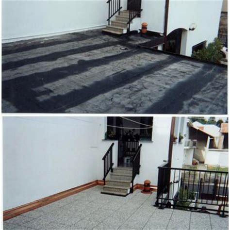 prezzo impermeabilizzazione terrazzo impermeabilizzare terrazza prezzo e preventivi