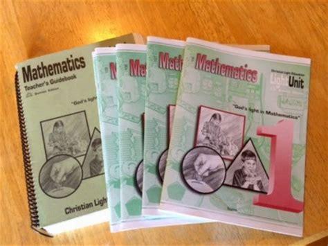 christian light math using a bible based math curriculum proverbial homemaker