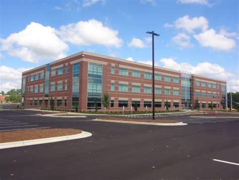 volvo group north america office building  greensboro nc