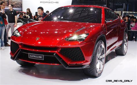 Lamborghini Paris Launch Rumored To Be All-new 2016 Urus