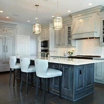gray distressed kitchen cabinets distressed kitchen cabinets eclectic kitchen 3918