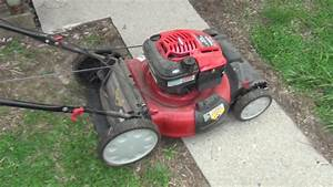 Troy Bilt Mower Won U0026 39 T Start