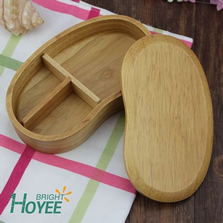 convenient  environmental friendly bamboo lunch box sushi student suit tableware buy