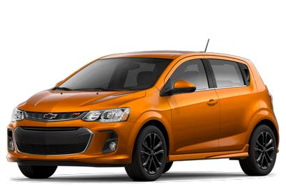 2019 Chevrolet Sonic Hatchback Pricing, Features, Ratings