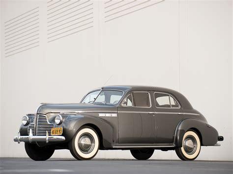 1940 Buick Sedan by 1940 Buick 4 Door Sedan 51 Retro Wallpaper