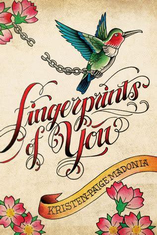 fingerprints    kristen paige madonia reviews discussion bookclubs lists