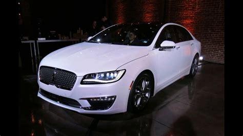 2019 Lincoln Mkz Sedan by 2019 Lincoln Mkz New Luxury Sedan Engine Review