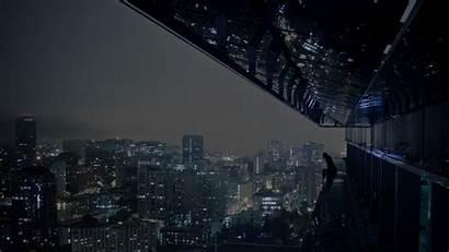 Dark Night Background Layer