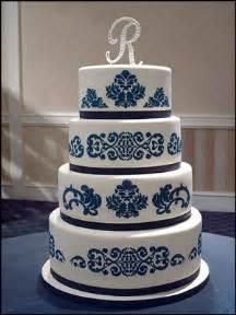 navy blue wedding cake beautiful bridal navy blue wedding cakes