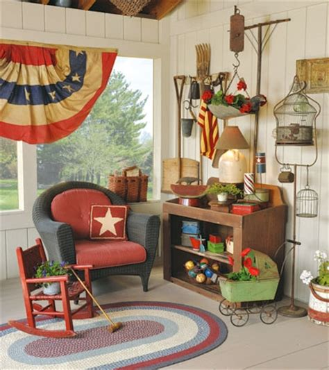 country front room ideas bright porch and patio decorating ideas image 6
