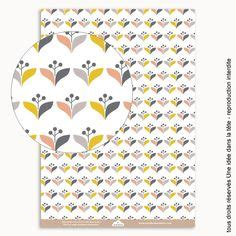 papier peint transparente verrouillage maille motif