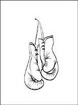Rękawice bokserskie kolorowanka | Kolorowanki dla dzieci | Boxing tattoos, Boxing gloves drawing