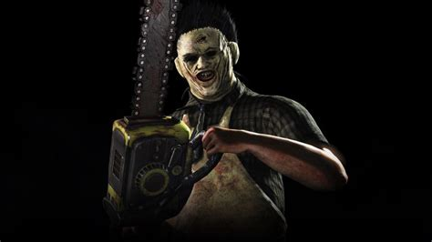 leatherface mortal kombat  wallpapers hd desktop