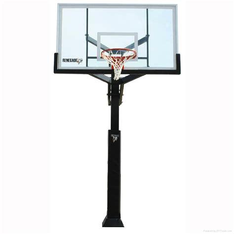 Adjustable Outdoor Basketball Goalsystem Gsb672