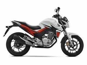 Honda Cb250 Twister Roja 2019 0km