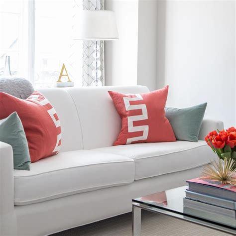 Grey Sofa With Red Cushions Brokeasshomecom