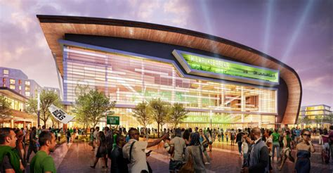 milwaukee bucks launch preview center arena digest