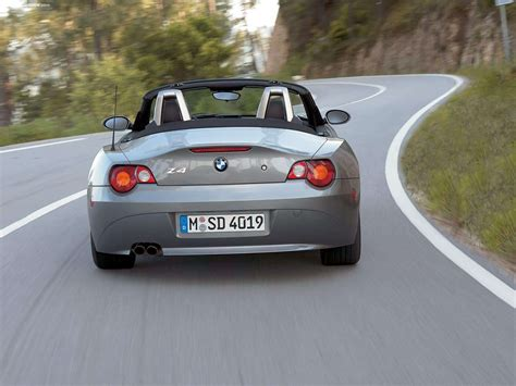 Bmw Z4 (2003)  Picture 27 Of 57