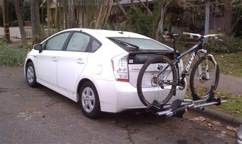 29er Bike Rack On A Prius? Mtbrcom