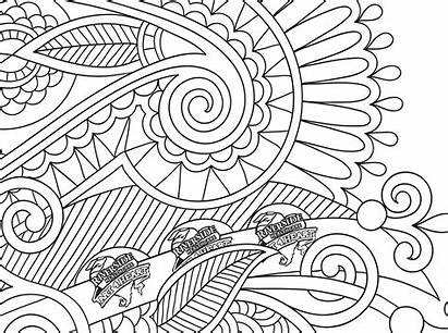 Coloring Pages Printable Health Stress Adults Unique