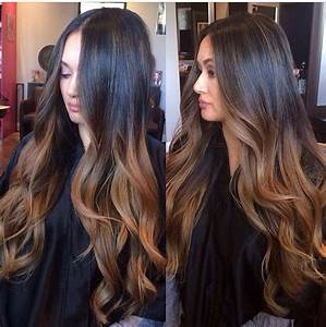 Ombré Hair Marron Caramel : 25 best ideas about caramel ombre hair on pinterest ~ Farleysfitness.com Idées de Décoration