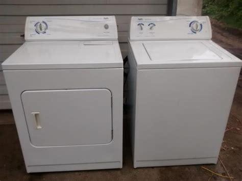 used washer and dryer inglis washer dryer sooke