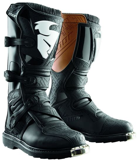 cheap motorcycle riding shoes 119 95 thor boys blitz boots with mx soles 2014 187205