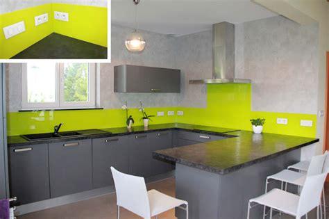 cuisine gris et vert anis déco cuisine vert anis et gris déco sphair