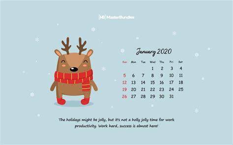 january  printable calendar wallpapers