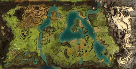Guild Wars 2 Ranger Pet Location Maps | GuideScroll