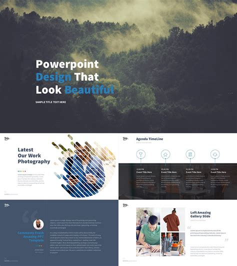 Powerpoint Best Template Design Free Powerpiont Best New Presentation Templates Of 2016 Powerpoint