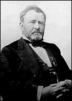 Big Mo's Presidents Review: Number 18: Ulysses S. Grant