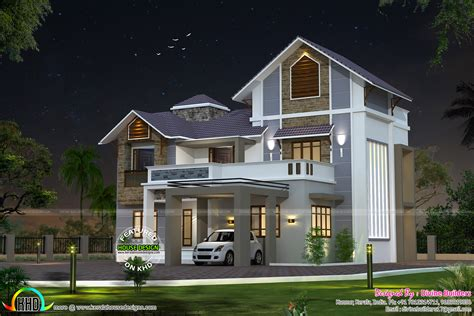 sq ft  lakhs cost estimated home kerala home
