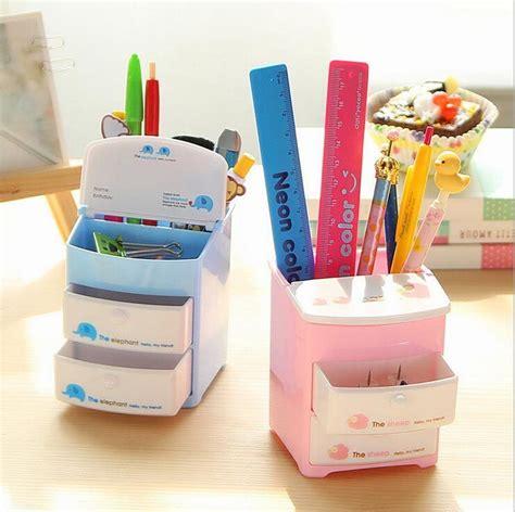 cute pen holder for desk cute cartoon desk organizer desktop pen pencil holder