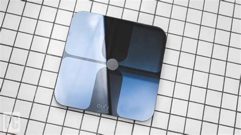 eufy bodysense smart scale review rating pcmag