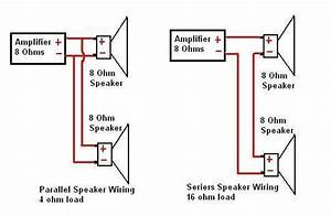 Tower Speaker 4 Ohm Wiring Diagram