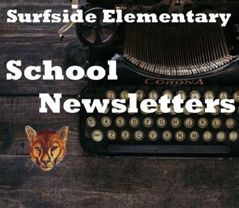surfside elementary homepage