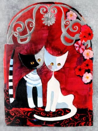 les deux amis rosina wachtmeister poster picassomio