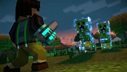 Minecraft Mode Story Season Episode Pc Ps4